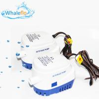 Buy cheap Whaleflo DC 12V 750GPH Automatic Water Bilge Pump For Boat Submersible with Float Switch Marine / Bait Tank / Fish from wholesalers