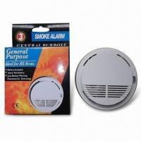 Buy cheap Wireless/Wired Smoke Detectors, Compliant with CE-approved from wholesalers