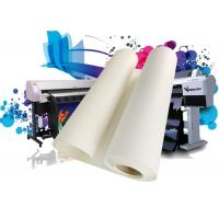 Buy cheap Latex / Eco solvent 380gsm inkjet poly cotton matte glossy canvas print for digital plotter from wholesalers