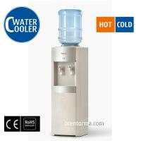 Buy cheap 28L/C Hot and Cold Water Dispenser Basic Bottled Water Cooler from wholesalers