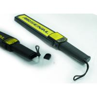 Buy cheap Detect Paper Clip Portable Metal Detector Equipment With A Straight Belt Holster from wholesalers