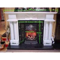 Buy cheap Marble Fireplace Mantel from wholesalers