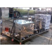 Buy cheap Engine Industrial Ultrasonic Washing Machine For Car Parts Truck Parts from wholesalers