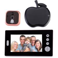 Buy cheap 7 inch Wireless Peephole video intercom door phone with 300M from wholesalers