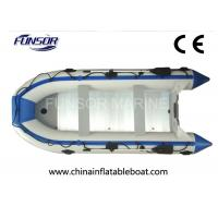 Buy cheap CE Approved Foldable Inflatable Boat with outboard motor 2.3m-6.0m from wholesalers