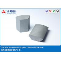 Buy cheap Welding tungsten carbide shield cutter produced Power Tool Parts from wholesalers