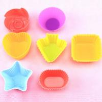 Wholesale Safety food grade silicone cake /  ice cube mold,silicone mold from china suppliers
