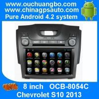 Buy cheap Ouchuangbo car stereo Chevrolet S10 2013 with auto radio gps navigation iPod OCB-8054C from wholesalers