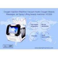 Buy cheap Oxygen injection vacuum hydro massager jet spray facial lifting Beauty Machine HO309 from wholesalers