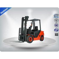 Buy cheap Gasoline Engine Powered Order Picking Forklift Truck Germany Imported Mast Steel from wholesalers