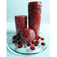 Buy cheap Carved Scented Candles Gift Sets for Party, Holiday, Ornament from wholesalers