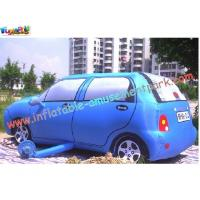 Buy cheap Promotional Car Advertising Inflatables with PVC coated nylon material from wholesalers