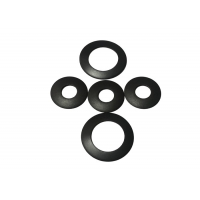 Buy cheap High tensile strength PTFE Ring Gasket , customized ptfe gasket band shock pistons from wholesalers