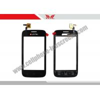 Buy cheap Cell Phone Original Replacement Touch Screen Digitizer Front Glass Lens Panel For TCL J320 product