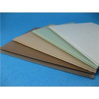 Vinyl / Plastic Ceiling Panels Laminating PVC Ceiling Systems For Decorative Manufactures