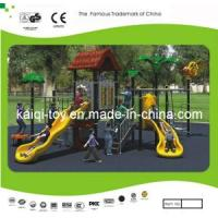 Buy cheap Chileren Train Tree House Series Outdoor Playground Equipment (KQ10056A) product