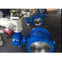 Buy cheap Peumatic Actuator Stainless Steel Butterfly Valve with Metal Seat Sealing from wholesalers