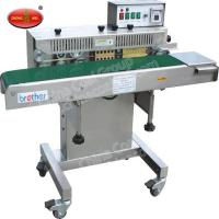 Buy cheap DBF-1000 Continuous Cellophane Band Sealer with Nitrogen Flushing from wholesalers
