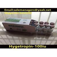 Buy cheap Healthy Weight Loss Powder 10iu/Vial Hygetropin Growth Hormone / Legal Injectable Steroids from wholesalers