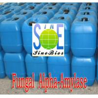 Buy cheap Slight Fermentation Odor Liquid Fungal Alpha Amylase For Beer Brewing SINOzym-FAA20LBE from wholesalers