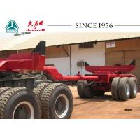 Buy cheap Heavy Duty Log Loader Trailer , Log Truck Trailer For Carrying Carry Log / Wood from wholesalers