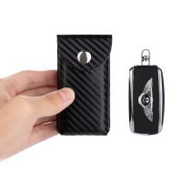 Buy cheap Safety Guard RFID Blocker Pouch , Remote Control Key Fob Signal Blocking Case from wholesalers