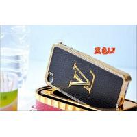 Wholesale Leather Case for Iphone4G with Diamond from china suppliers