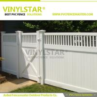 Buy cheap Cheap PVC Fence for American Market from wholesalers