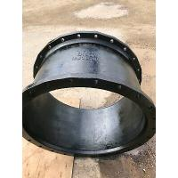 Buy cheap 36 MJ Long Pattern Cast Iron Pipe Fittings Solid Long Sleeve FBE / Cement Lining from wholesalers