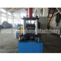 Buy cheap GI Cold Steel VCD Damper Frame Making Machine 1.5 Mm Thickness from wholesalers