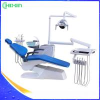 Buy cheap Manufacturer Cheap Dental Chair meet Ce ISO dental products with dental Led lamp dental unit CX-2305(17) chair from wholesalers