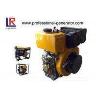 Buy cheap Power Value 10 Hp Air-cooled Diesel Fuel Engine Generator for Water Pump from wholesalers