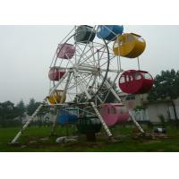 Buy cheap Outdoor Big Wheel Fairground Ride , 360 Degrees Ferris Wheel Attraction from wholesalers