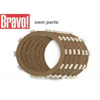 Buy cheap High Efficiency Motorcycle Clutch Disc Custom Motorcycle Parts And Accessories from wholesalers