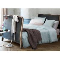 Buy cheap Luxury Style Plain Modern Duvet Covers And Shams Real Simple Design 100% Tencel from wholesalers