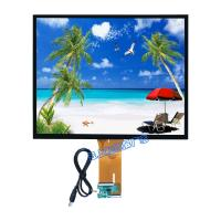 Buy cheap CT-C8335 17.0 Inch USB  Capacitive Touch Screen cover glass and sensor glass customized color from wholesalers