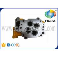 Buy cheap 6151-12-1101 6151121101 Engine Cylinder Head For Komatsu Engine 6D125 from wholesalers