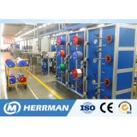 Buy cheap Automatic Fiber Optic Cable Production Line Loose Tube Secondary Cable Coating Machine from wholesalers