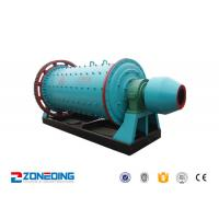 Buy cheap 1830×3000 Cement Ball Mill For Gold Ore Mine Mill Process Equipment Easy Install from wholesalers
