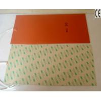 Wholesale customized 3m adhesive silicon rubber heater from china suppliers