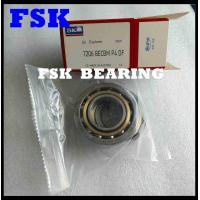 Buy cheap Single Row 7206 BECBM P4 DF Angular Contact Ball Bearing ID 30mm OD 62mm from wholesalers
