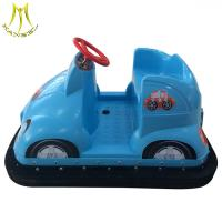 Buy cheap Hansel  battery operated bumper car with remote control kids ride on toy car from wholesalers