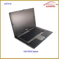 Buy cheap Dual Core Car Diagnostic Laptop Dell D630 Core2 Duo 1.80 GHz WIFI DVDRW Second Hand Laptop from wholesalers
