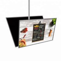 Buy cheap 55 LED Smart TV Wifi Touch Screen Kiosk Metro LCD Digital Signage Real Time Control from wholesalers