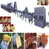 Buy cheap Hebei Wafer Biscuit Processing Line from wholesalers