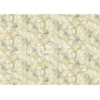 China UV Surface PVC Decorative Film Marble Contact Paper For PVC Profile on sale