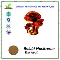 China Ganoderma extract powder 20% polysaccharides on sale