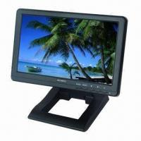 Buy cheap 10.1-inch 16:9 LCD Touch POS Monitor with HDMI®, YPbPr and SKS Cable Extended to VGA from wholesalers