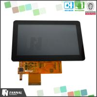 Buy cheap Industrial PCAP Touch Kit 5 Inch Capacitive Touch Screen For Android Pos Terminal from wholesalers