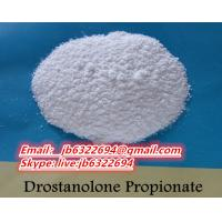 Buy cheap white powder Injectable Natural Bodybuilding Drostanolone Propionate Steroid Powder Source 521-12-0 from wholesalers